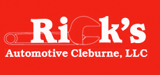 Rick's Automotive Cleburne, LLC - footer logo | Cleburne Auto Repair