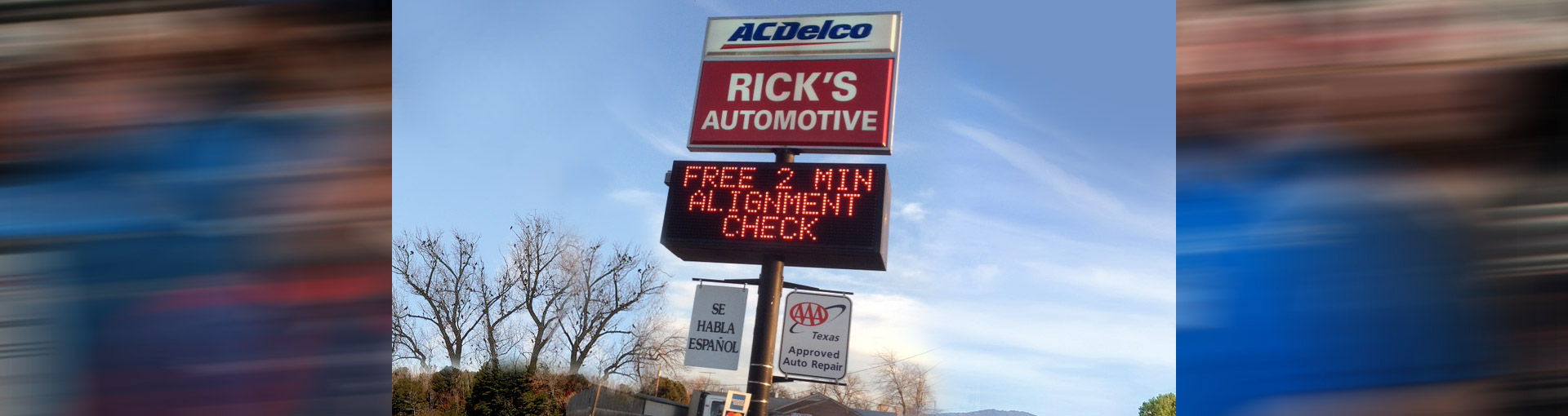 Rick's Automotive Inc